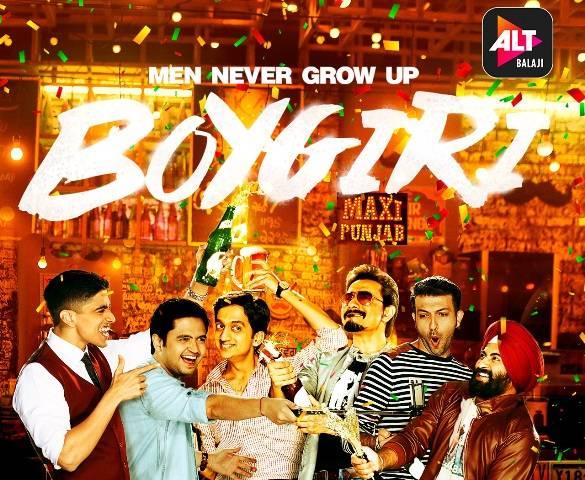 Boygiri (Hindi Web Series)