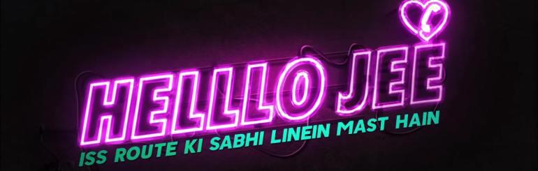 Helllo Jee (Hindi Web Series)