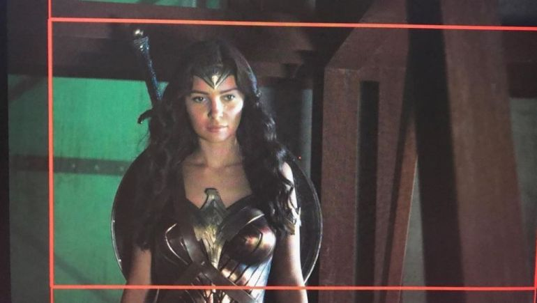 Caitlin Burles Playing Body Double for Gal Gadot in Wonder Woman