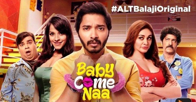 Baby Come Naa (Hindi Web Series)