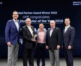 Arrow nombrado Distribuidor Global del año 2018 por Hewlett Packard Enterprise