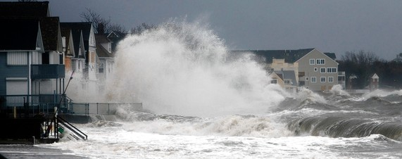 Globe Net Coastal Storm Surges And Climate Change