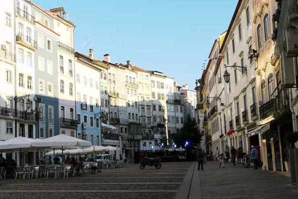 Coimbra centre historique