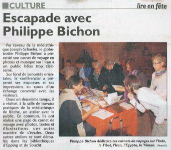 Le Républicain Lorrain Bitche (57) Novembre 2011
