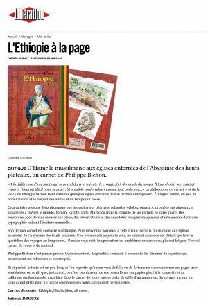 Libération Novembre 2014