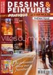 couverture magazine dessins & peintures