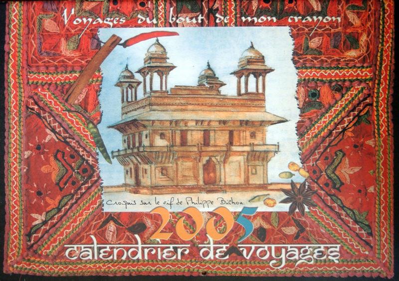 calendrier 2005 mix