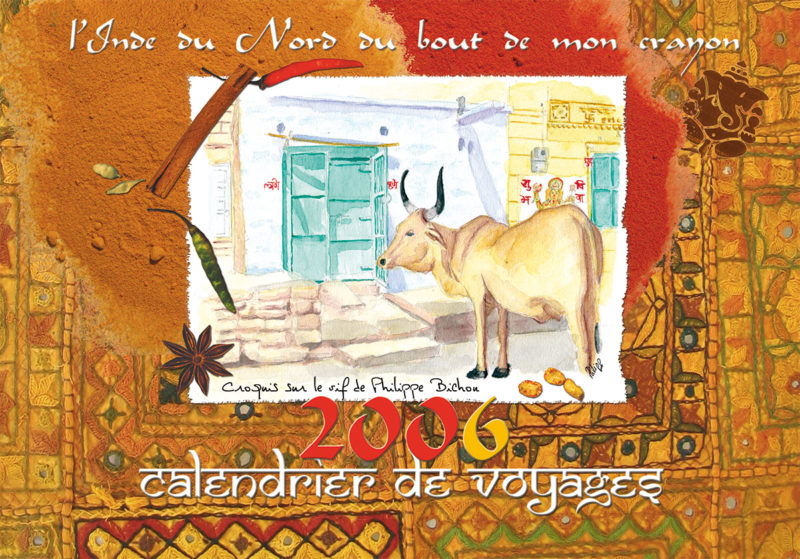 calendrier 2006 Inde