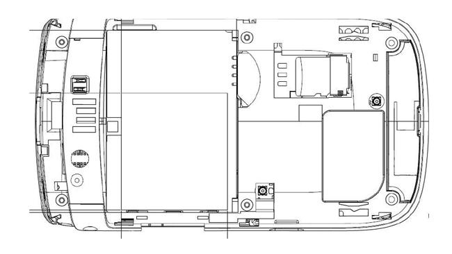 BlackBerry Torch 9810 en la FCC