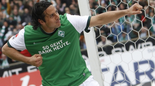 Image result for claudio pizarro 2009