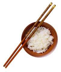 Resultado de imagen de arroz chino con palillos
