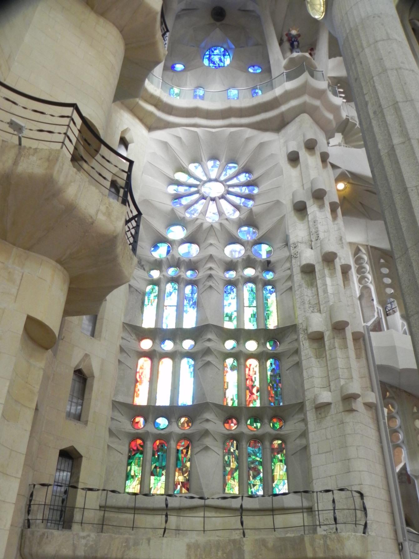 La Sagrada Familia 2013