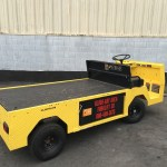 4 Wheel Flat Bed Cart