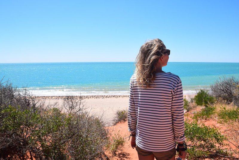 Couple digital nomades voyage en australie