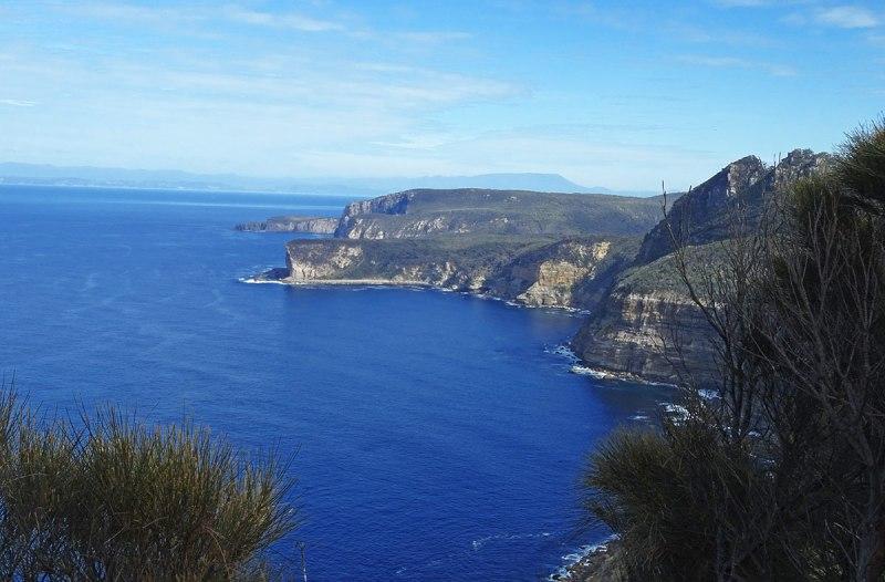 Cape Raoul Tasman Peninsula, guide de voyage AUstralie