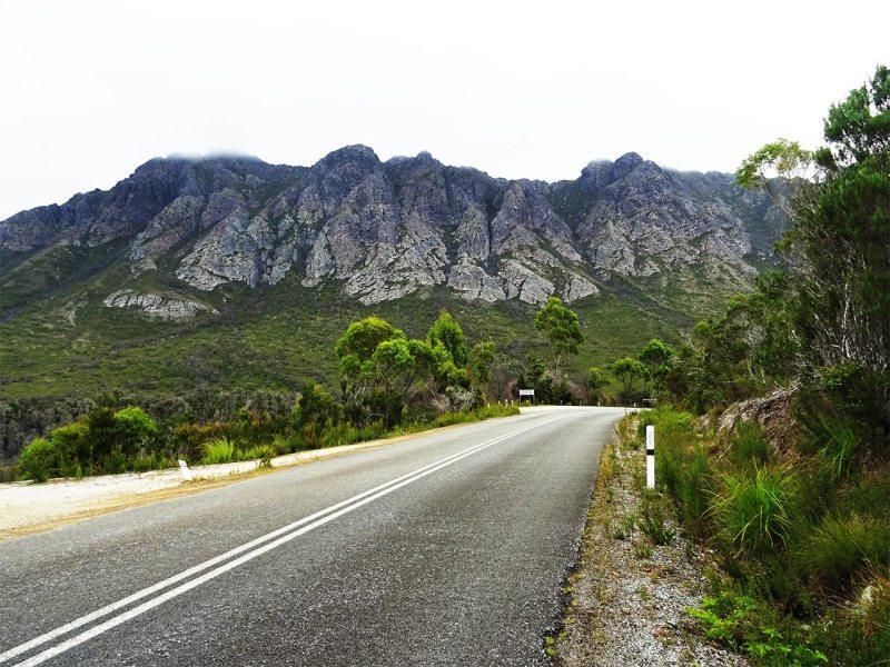 Photo route montagne road trip Australie
