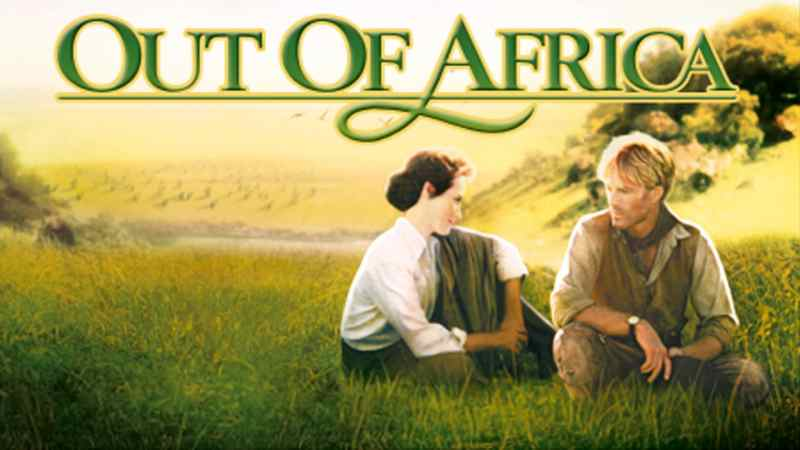 out of africa : un film pour voyager