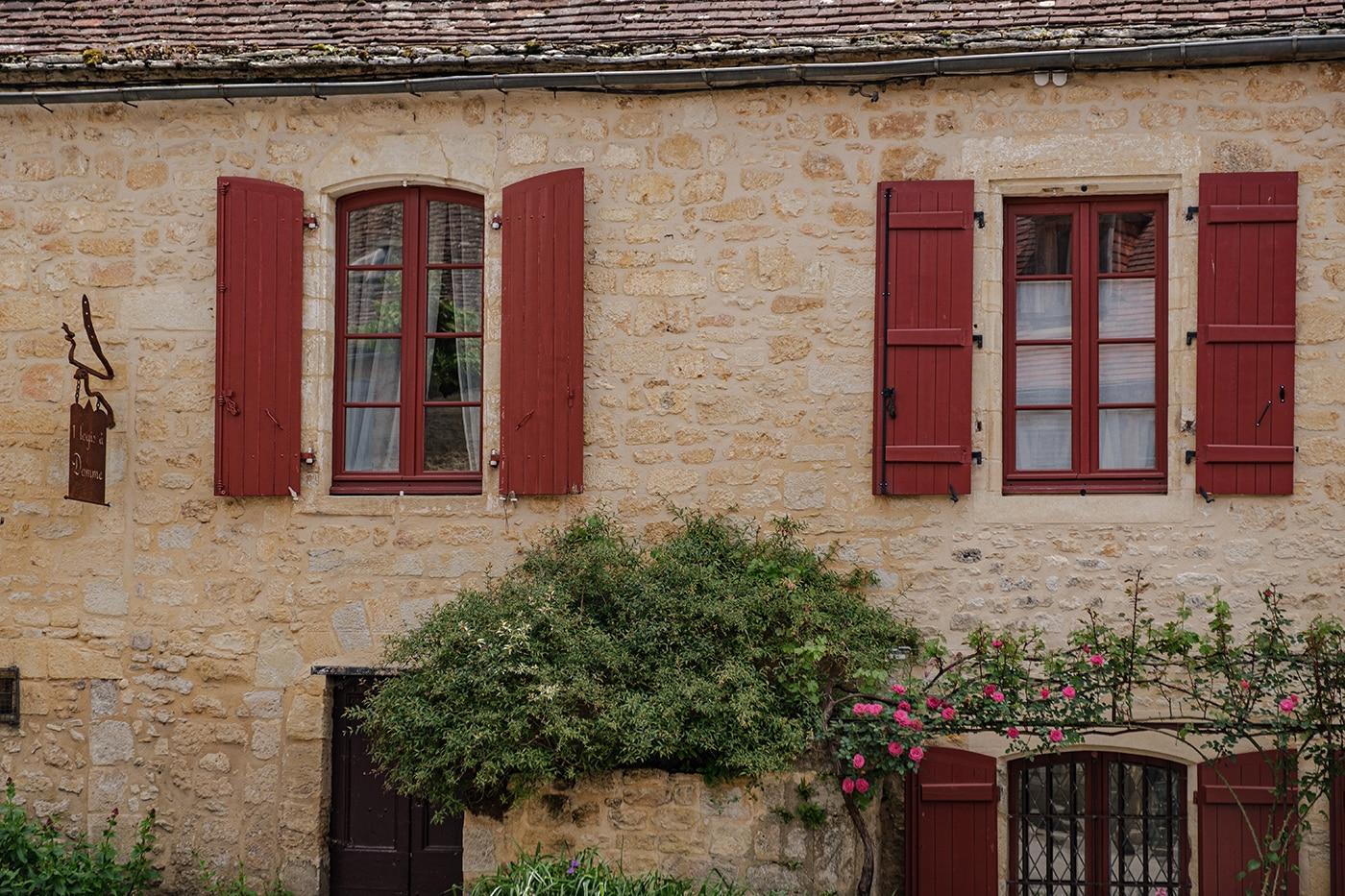 Maison au village de Domme