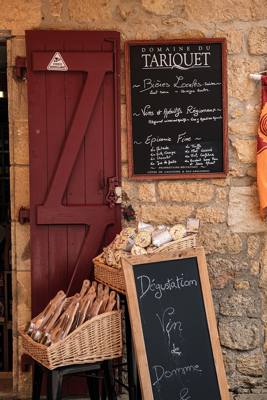 Produits régionaux Dordogne Périgord