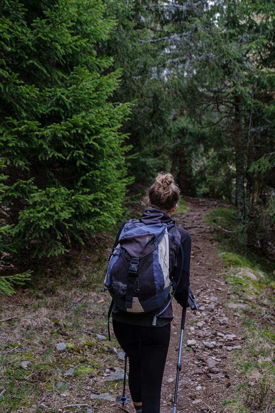 Randonnée Mont Lozère départ de Finiels