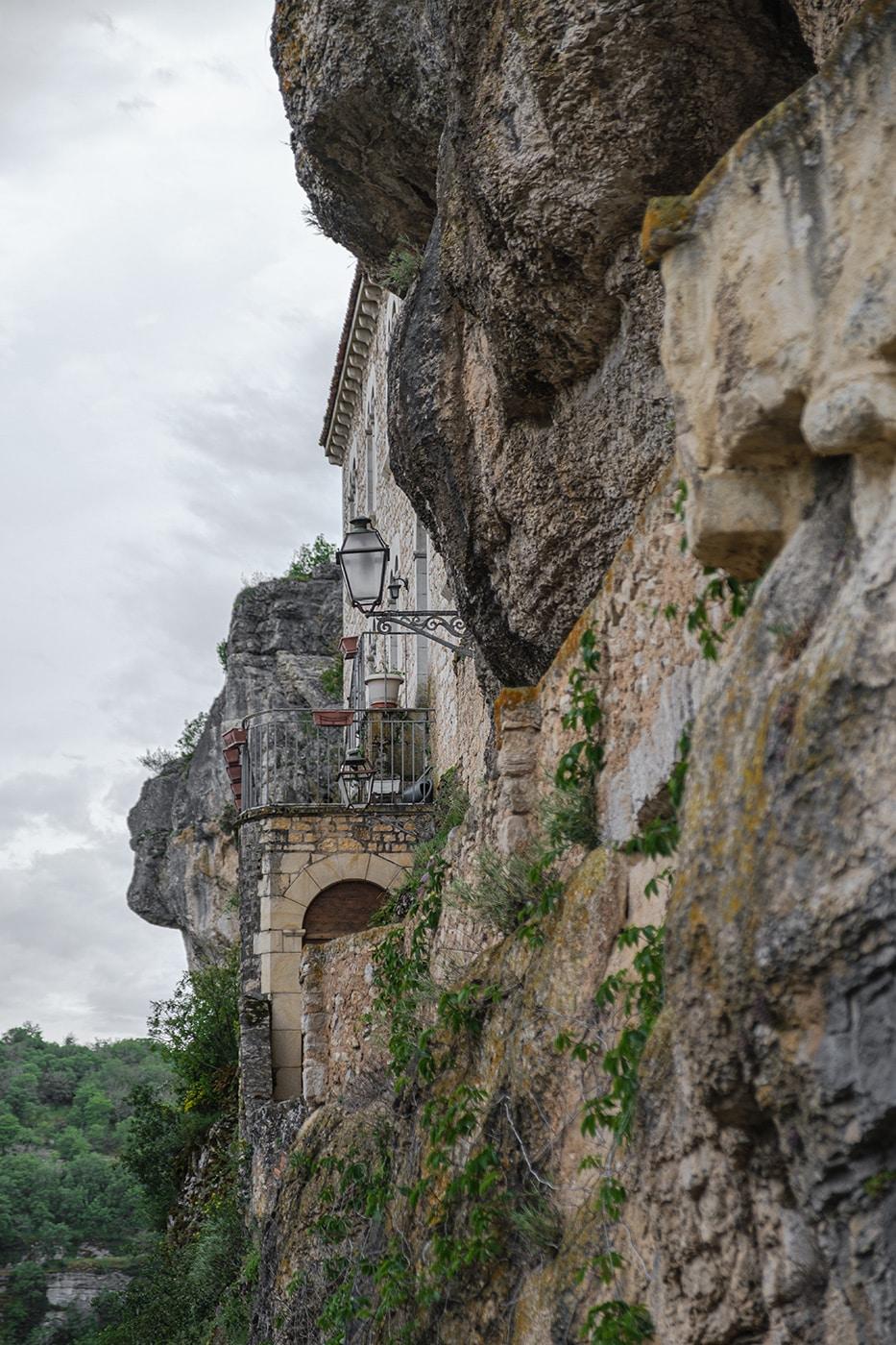 Rocamadour village médiéval perché