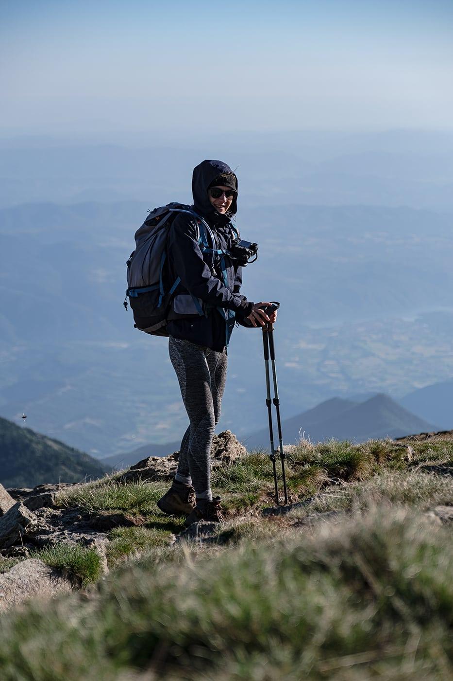 Randonnée dans les Pyrénées Orientales