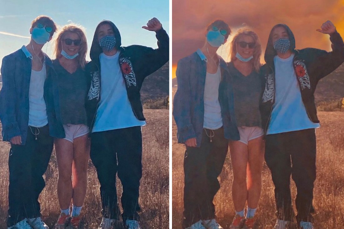 Britney Spears posts rare pic with sons Sean, 15, and Jayden, 14, after claims the kids have 'very few visits' with her - Globe Health News