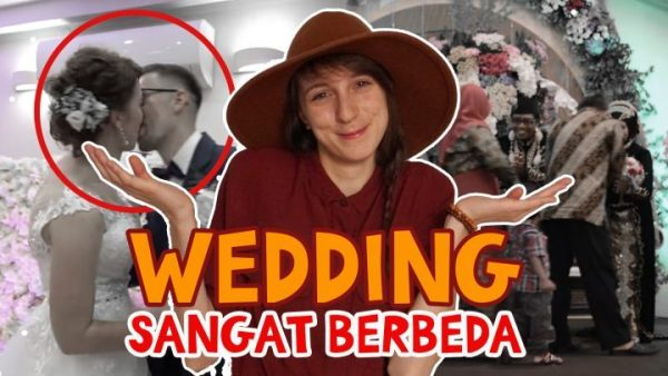 Wedding Pernikahan Indonesia Polandia