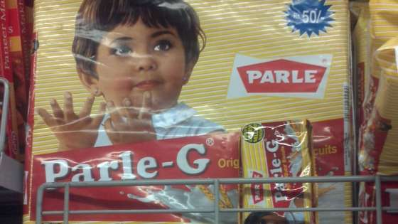 Parle-G is India's best-selling biscuit brand. (Image Credit: travelwayoflife/Flickr)