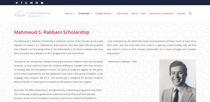 Arab And Dutch Students