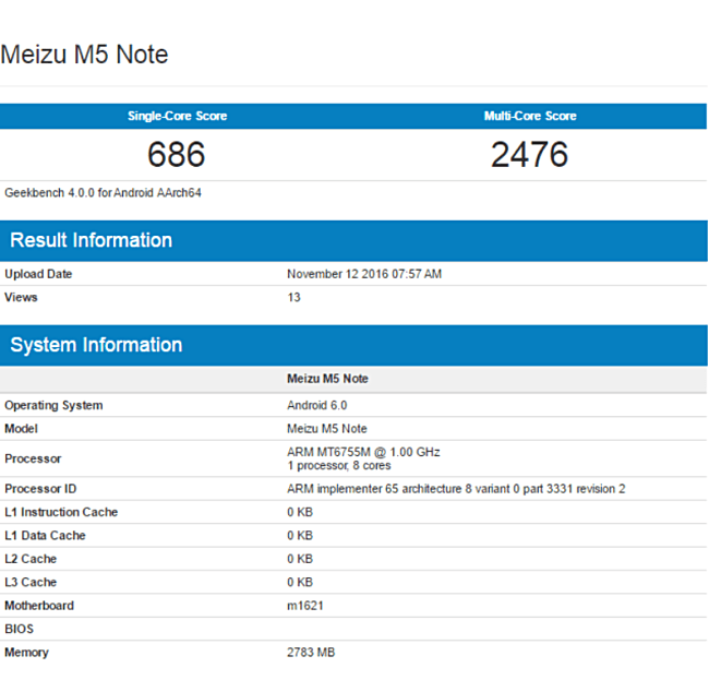 m5-note-geekbench
