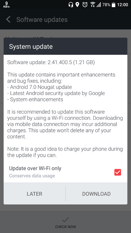 HTC-Android-7.0-Nougat-India