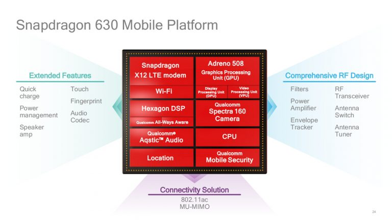 Qualcomm-Snapdragon-630-specs