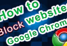 How-to-Block-a-Website from-Chrome-Browser