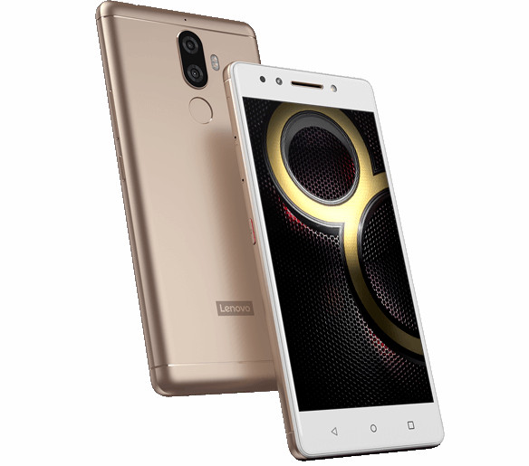 Lenovo-K8-Note gold