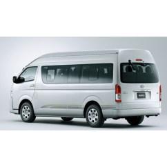 Grand New Avanza Type E 2018 Mt Toyota Hiace | Globe Motors