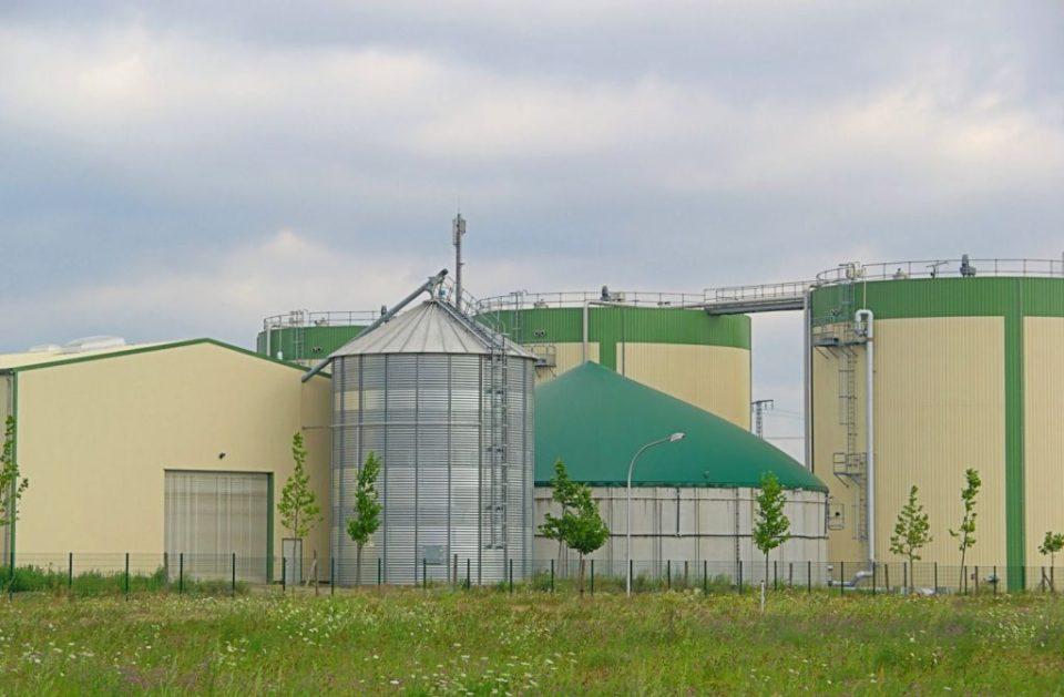 klastry energii, biogazownia