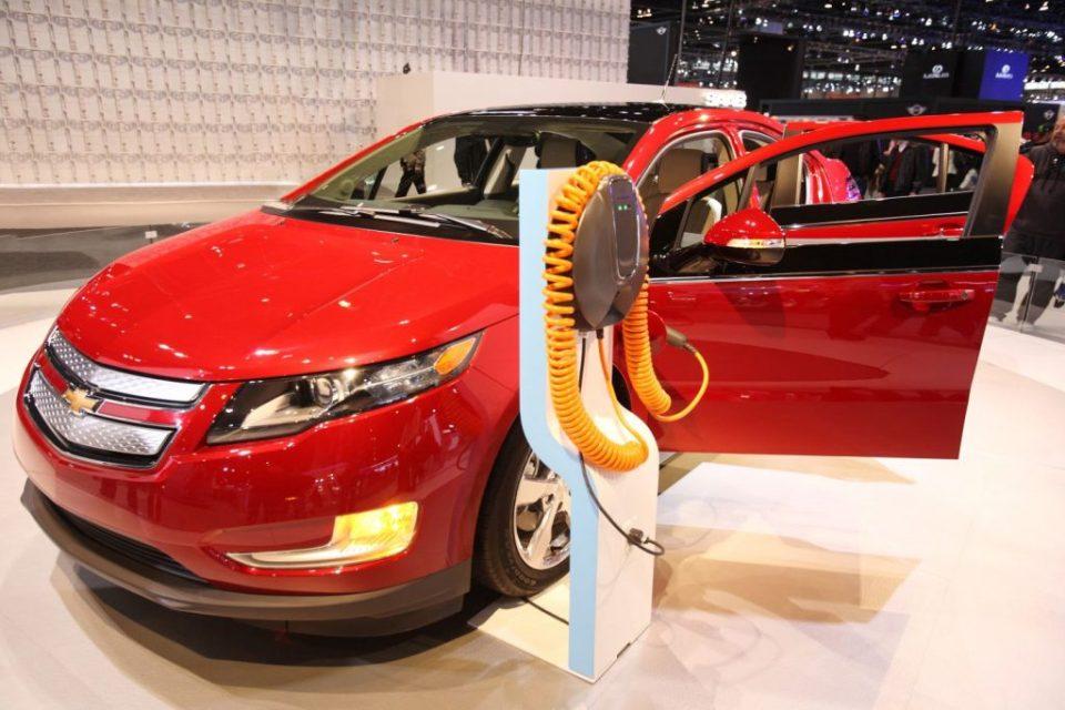 Samochód elektryczny