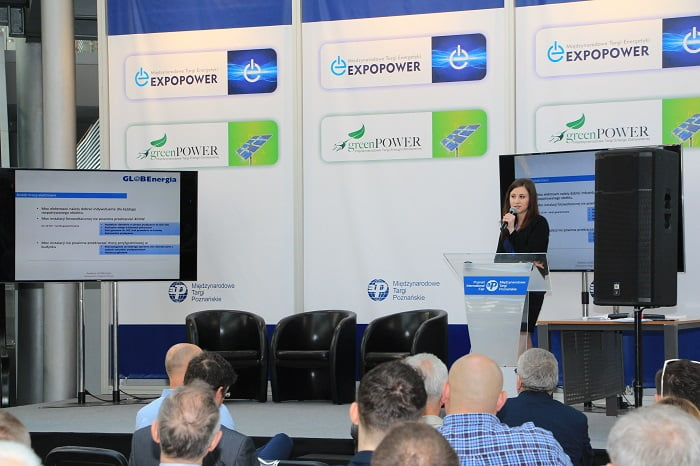 Anna Będkowska, GLOBEnergia