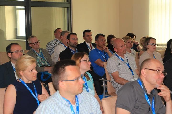Publiczność podczas XVI Forum Energia w Gminie