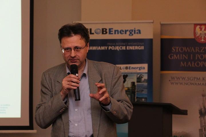 Krzysztof Brzozowski – Centrum Technologii Energetycznych Świdnica