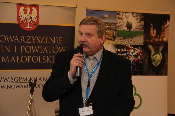 Krzysztof Marendziuk – Przedstawiciel MPEC Kraków