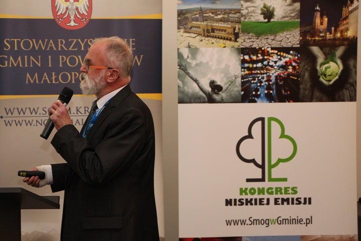 Stanisław Nowacki – Kierownik Referatu Energii Odnawialnej i Gospodarki Komunalnej, Urząd Miasta i Gminy Niepołomice