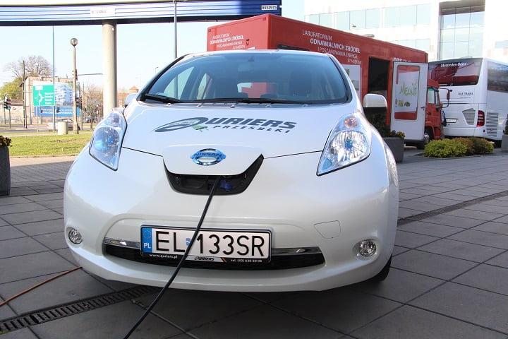 Wystawa elektromobilności