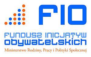 Fundusz Inicjatyw Obywatelskich logo