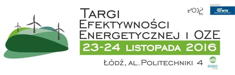Targi Efektywności Energetycznej i OZE logo