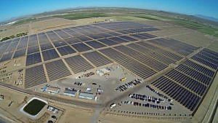 50MW farma fotowoltaiczna Apple w Arizonie