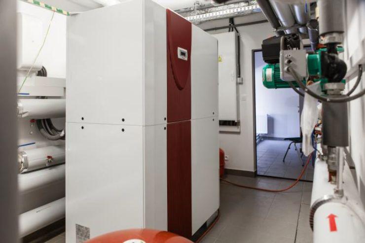 Rewersyjna pompa ciepła firmy Dimplex
