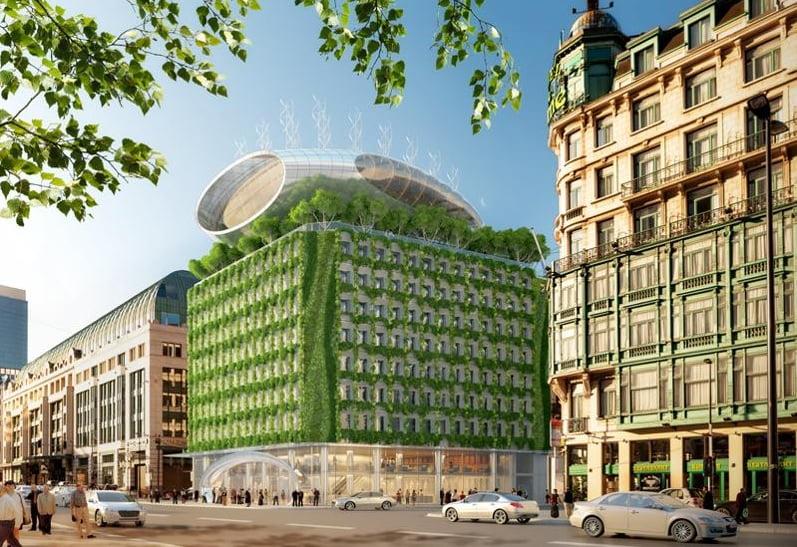 Centrum Botaniczne w Brukseli