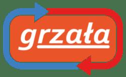 """Logo KN OZE """"Grzała"""""""